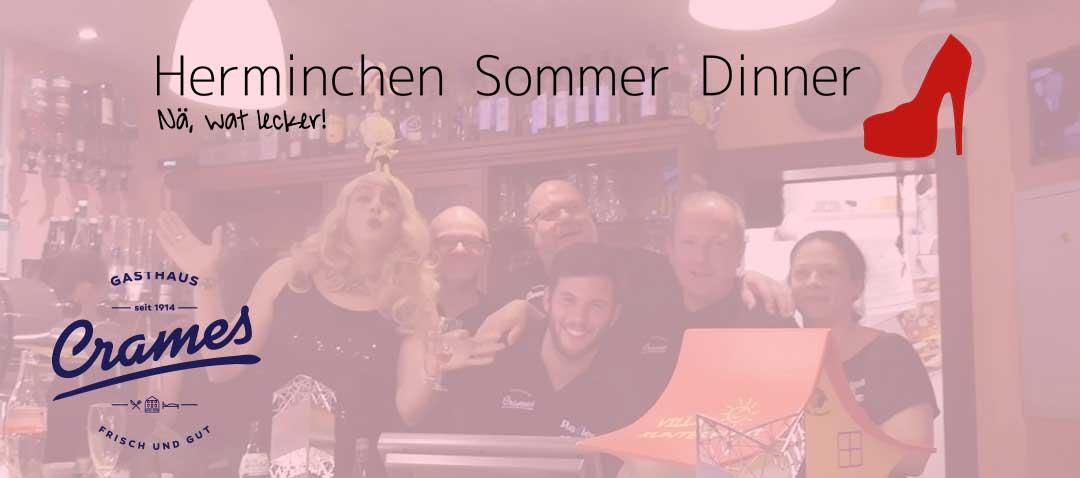 Sommer-Dinner